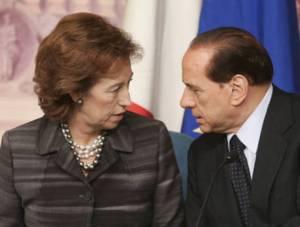 Governo Berlusconi III: secondo mese