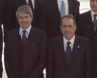 Governo Berlusconi III: sesto mese