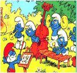 Il villaggio dei Puffi