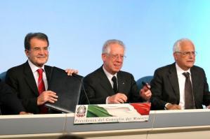 Governo Prodi II: quinto mese
