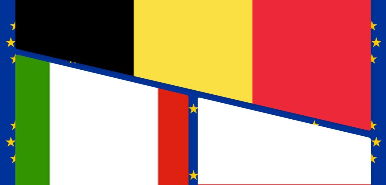 Sei mesi in Europa - Secondo semestre 2007