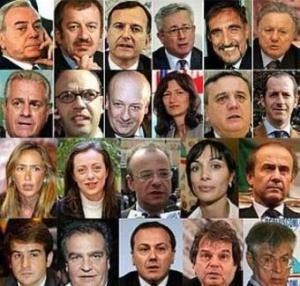 Governo Berlusconi IV: primo mese