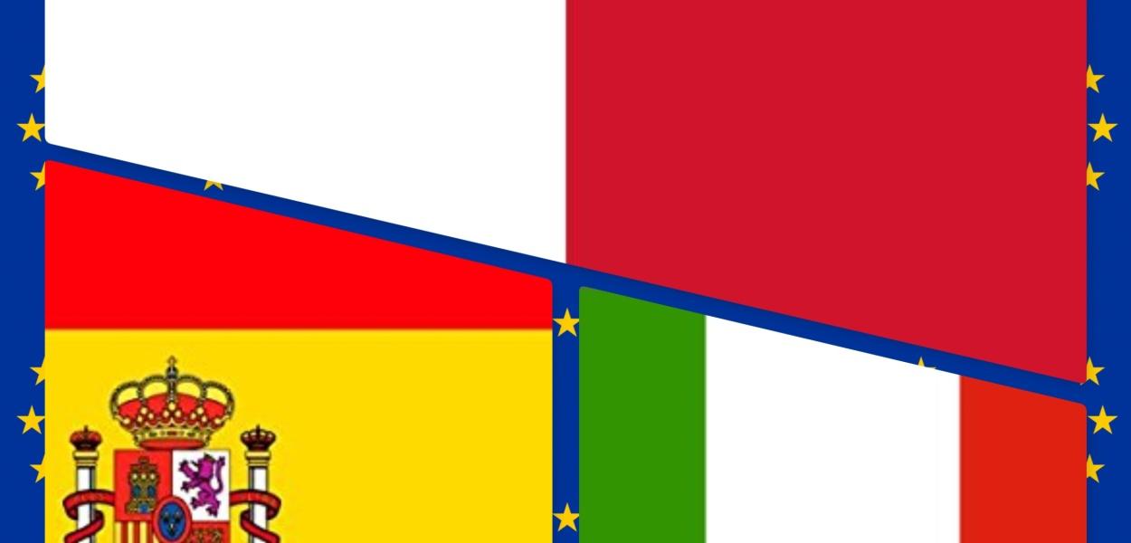 Sei mesi in Europa - primo semestre 2008
