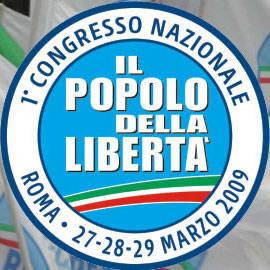 1° Congresso nazionale Pdl