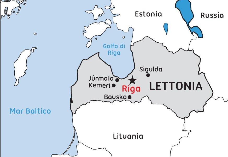 La Lettonia come l'Argentina?