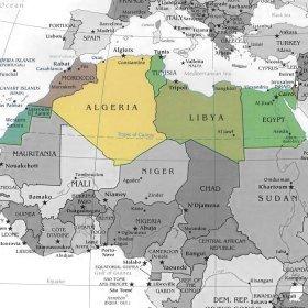 Guerra civile nell'Africa mediterranea
