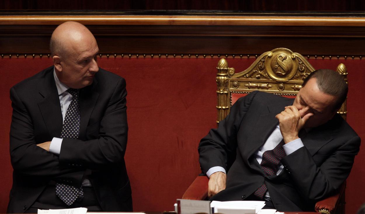Governo Berlusconi IV: trentatresimo mese