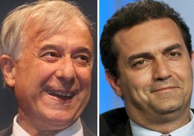 Giuliano Pisapia e Luigi De Magistris