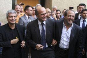 Bersani - Di Pietro - Vendola un centrosinistra ancora immaturo