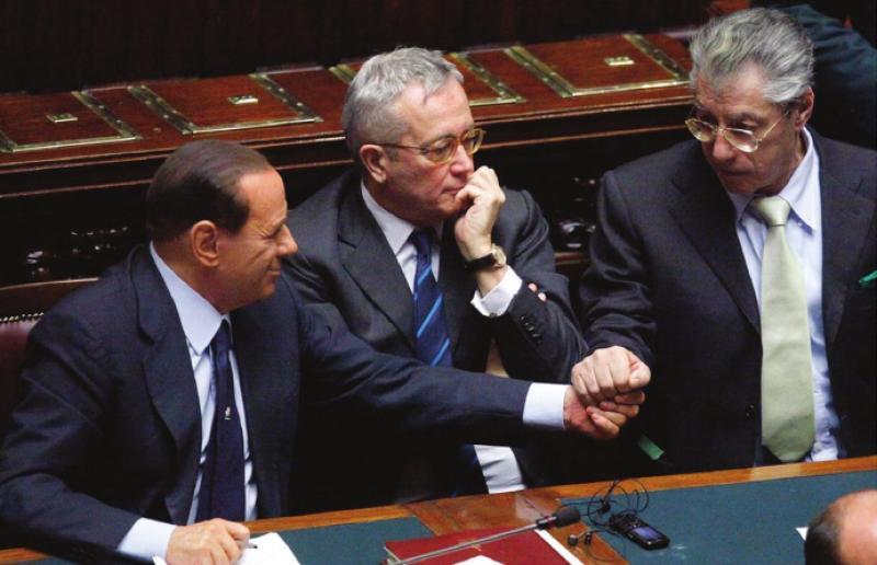 Governo Berlusconi IV: quarantesimo mese