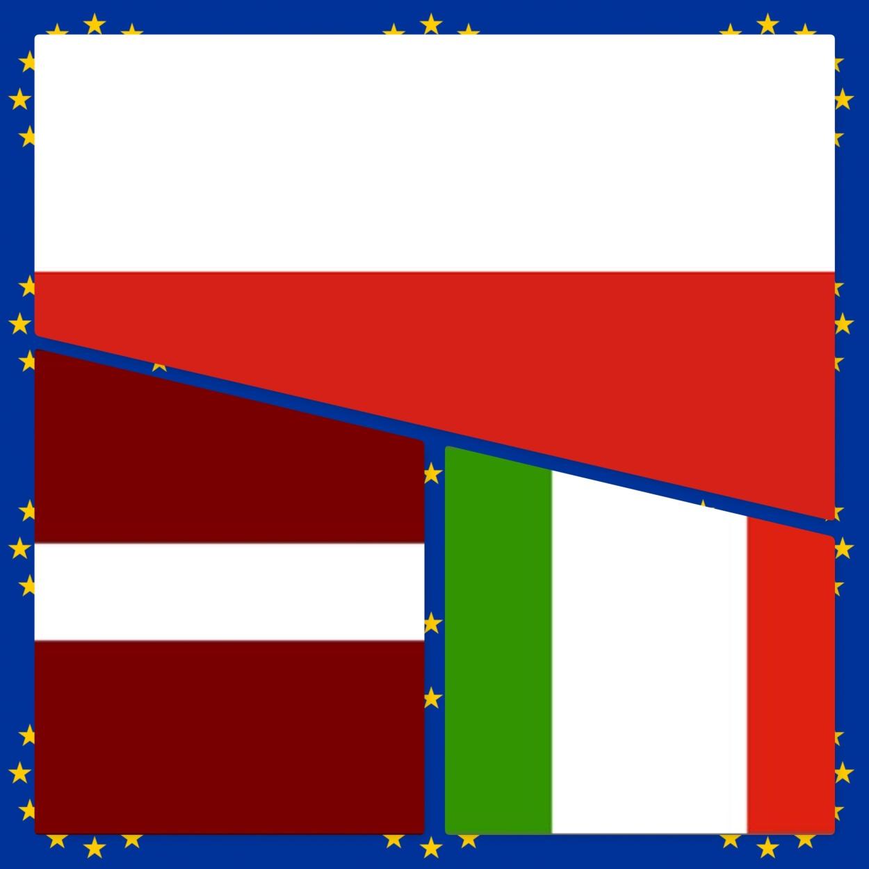 Sei mesi in Europa - secondo semestre 2011