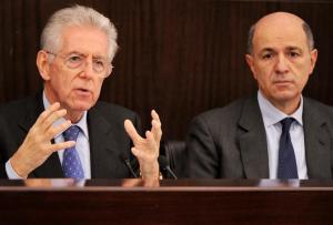 Governo Monti: nono mese