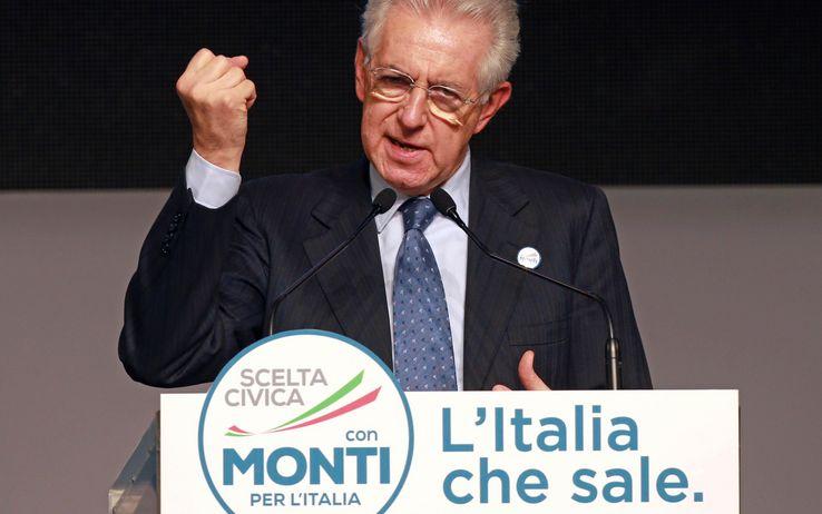 Governo Monti: quattordicesimo mese