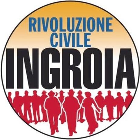 """Ingroia presenta """"Rivoluzione Civile"""""""