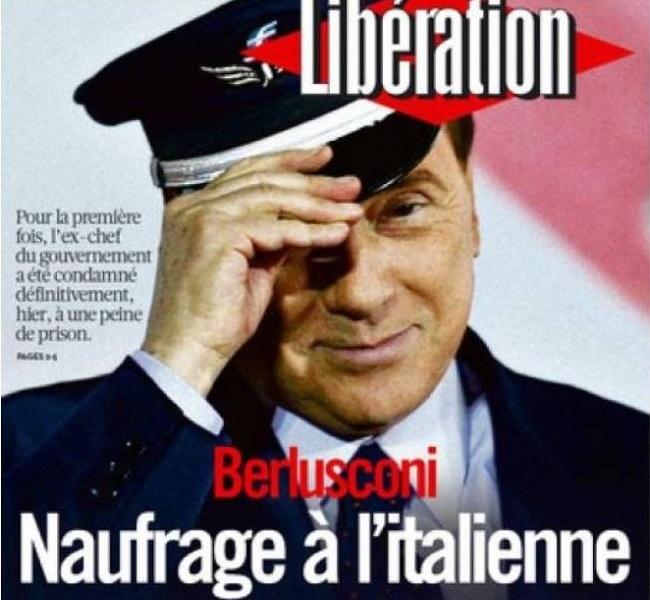 Berlusconi da colpevole a vittima