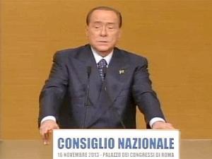 Rinasce Forza Italia, ma non è una festa