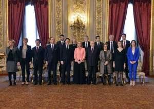 Nasce il Governo Renzi