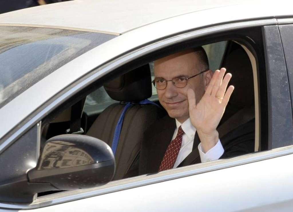 Enrico Letta si dimette