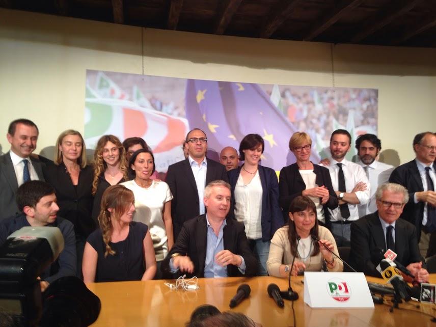 Elezioni Europee 2014 i risultati
