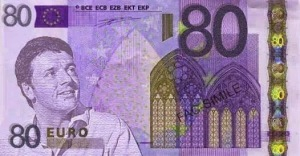 La recessione e gli 80 euro