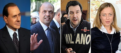 La riorganizzazione del centro destra italiano