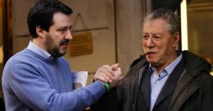 Lega: Bossi contro Salvini, ma non si sappia in giro