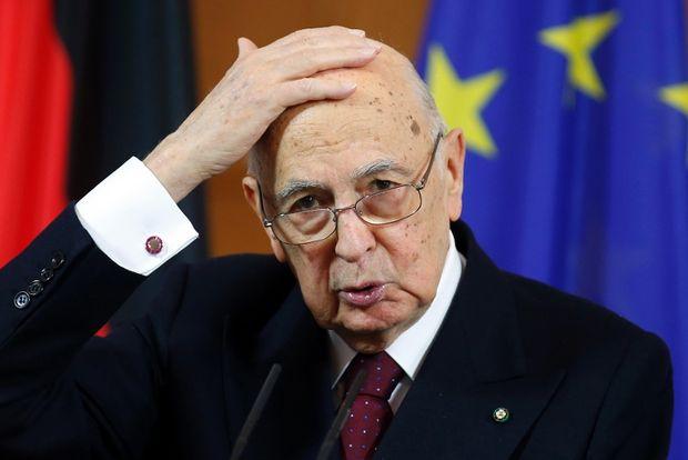 Giorgio Napolitano, il presidente tata
