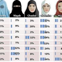 Niqab e Burqa