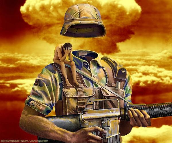 Occidente, russofoni e jihastisti
