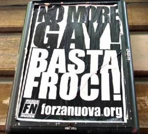 Omofobia come omosessualità repressa