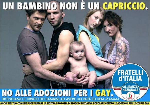 Toscani denucnia Fratelli d'Italia