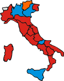 Analisi elezioni amministrative 2005
