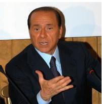 Berlusconi minaccia L'Unità