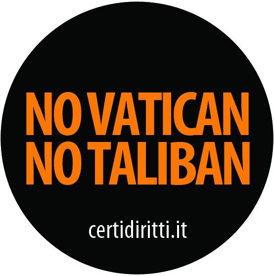 No Vatican No Taleban