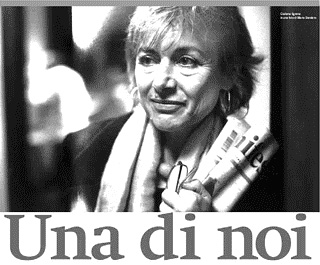 Giuliana Sgrena Una di noi