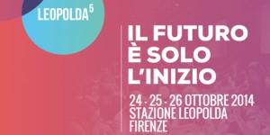Leopolda 2014. Il futuro è solo l'inizio.