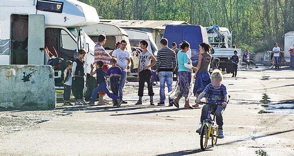 Nel torinese autobus solo per rom