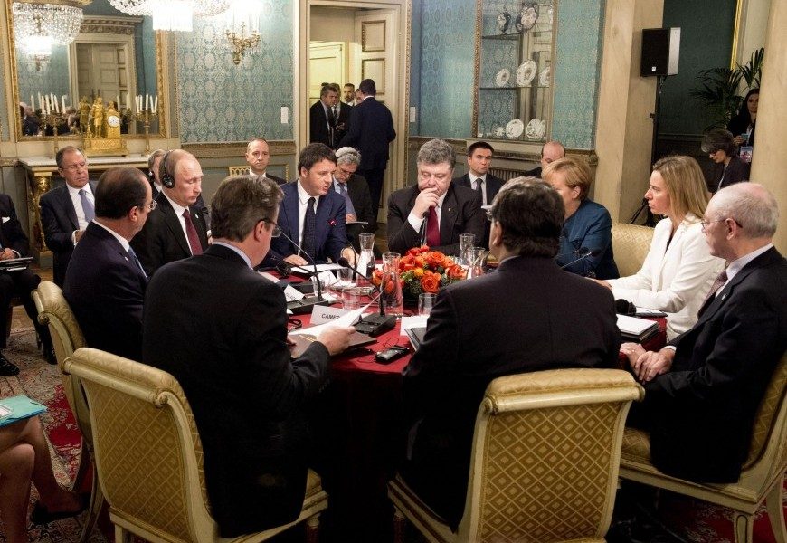Vertice Asem e mediazione Russia-Ucraina