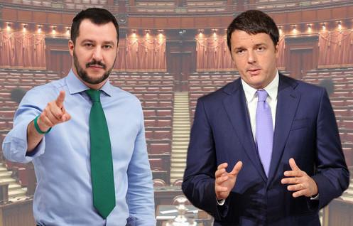 Dopo le regionali: i due Mattei e quasi nient'altro...