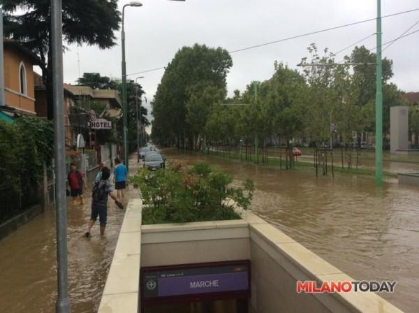 I danni delle alluvioni non sono una calamità naturale