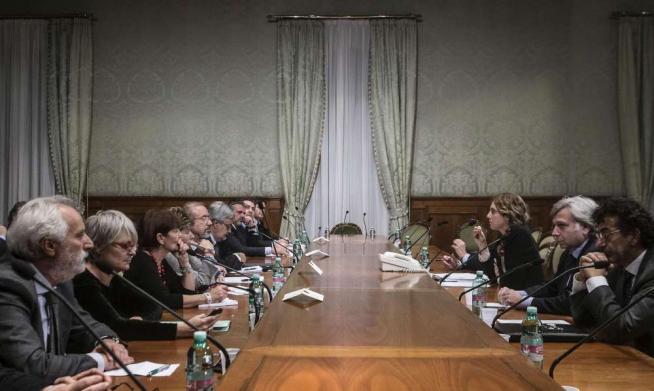 pubblica amministrazione governo sindacati