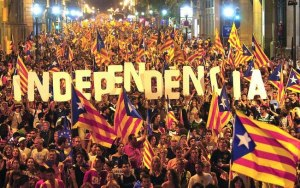 Referendum sull'indipendenza della Catalogna: votano solo gli indipendentisti