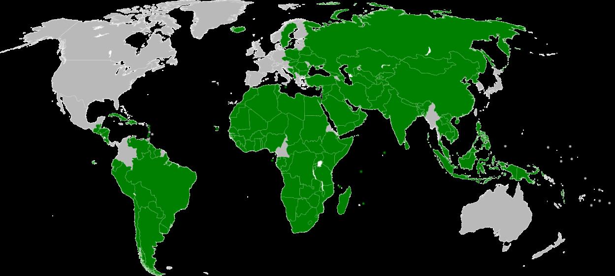 Sono ormai tanti gli stati che riconoscono la Palestina