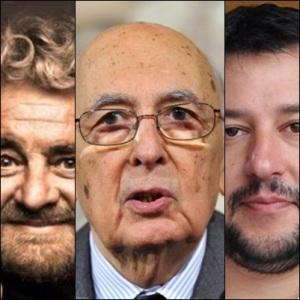 Napolitano contro l'antipolitica