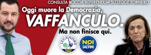 Bocciatura referendum su abrogazione legge Fornero