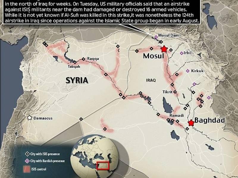 Truppe di terra in Siria