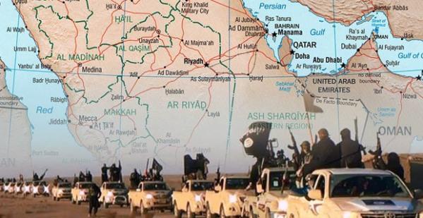 Stati che finanziano l'Isis