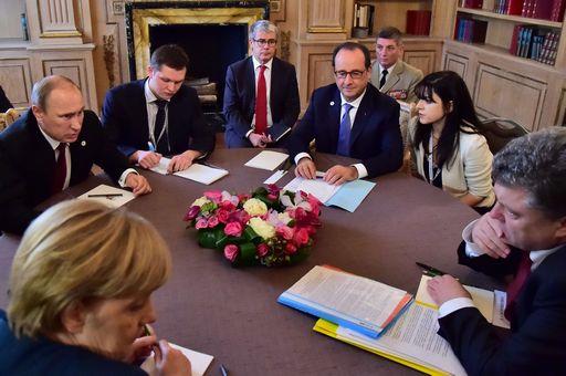 Vertice di pace su crisi Russia-Ucraina