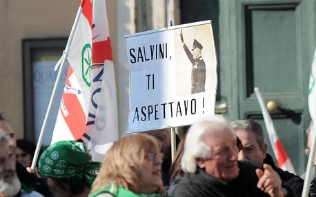 La Lega sbarca a Roma