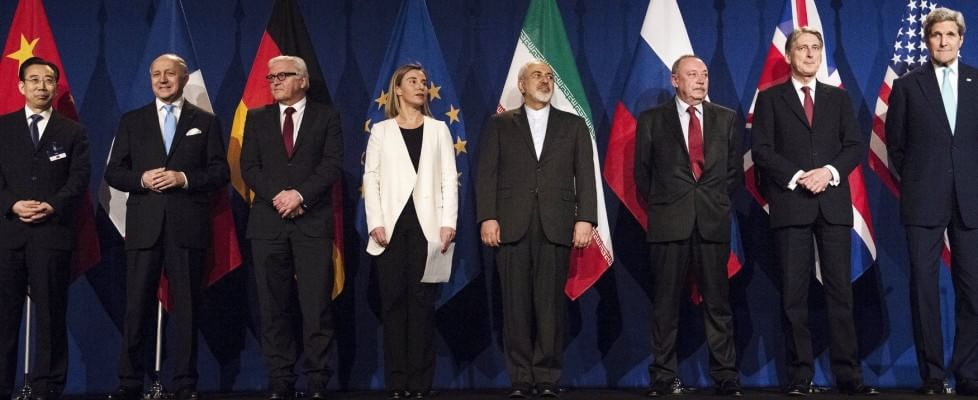 Iran, intesa su nucleare.